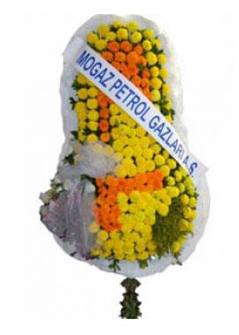 Gelin Duvağı Sarı Çiçeklerden